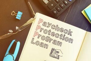 PPP loan paperwork