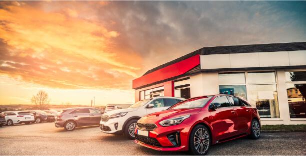 Automotive dealership ready for a cost segregation study