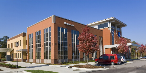 a medical facility